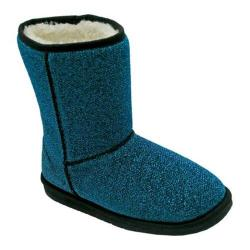 Women's Dawgs 9in Majestic Sparkle Boots Teal