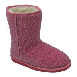 Girls' Dawgs Majestic Sparkle Boots Soft Pink