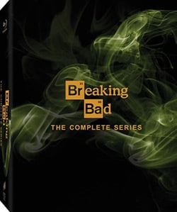 Breaking Bad: The Complete Series (Blu-ray Disc) 12822168