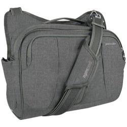 Pacsafe Metrosafe 275 GII Tablet and Laptop Bag Tweed Grey