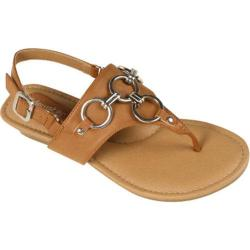 Women's Tidewater Sandals Daytona Tan Tan
