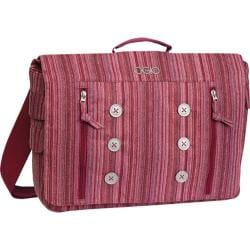 Women's OGIO Midtown Messenger Bag Raspberry