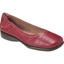 Women's Aerosoles Richmond Wine Faux Leather