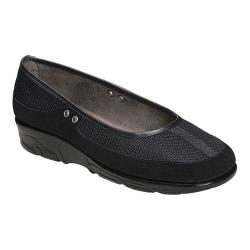 Women's Aerosoles Neutron Slip-On Black Mesh Combo