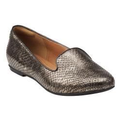 Women's Clarks Valley Lounge Pewter Metallic
