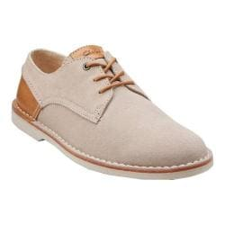 Men's Clarks Hinton Fly Sand Suede