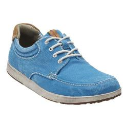 Men's Clarks Norwin Vibe Aqua Canvas