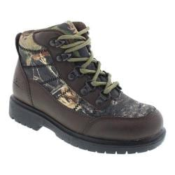 Boys' Deer Stags Hunt Lace Up Boot Camo