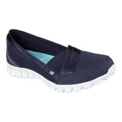 Women's Skechers EZ Flex 2 Quipster Navy/White