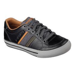Boys' Skechers Planfix Bloke Sneaker Black