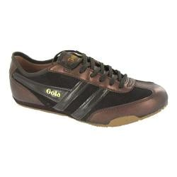 Women's Gola Ace Brown/Bronze