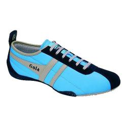 Women's Gola Curve Smoke Blue/Ecru/Navy