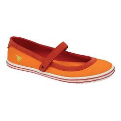 Women's Gola Daisy Orange/Red