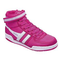 Women's Gola Disco Fuchsia/White