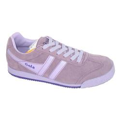 Women's Gola Dual Harriers Suede Lilac