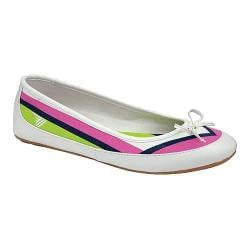 Women's Gola Ignite White/Fuschia/Multi