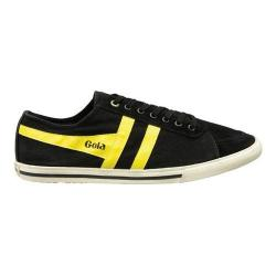 Men's Gola Quota Black/Yellow