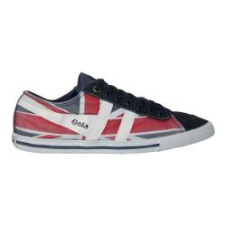 Men's Gola Quota Union Jack Navy/White/Red