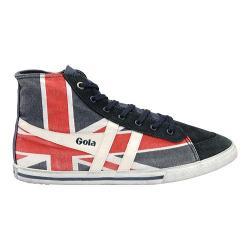 Men's Gola Quota Union Jack High Navy/White/Red
