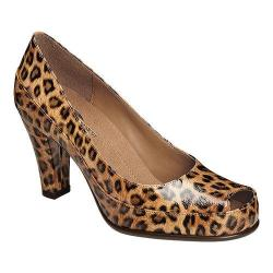 Women's A2 by Aerosoles Big Ben Pump Leopard Tan
