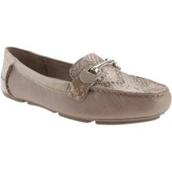 Women's Anne Klein Meg Loafer Taupe Multi Leather
