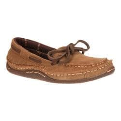 Children's Durango Boot DBT0129 Santa Fe Low Moccasin Desert Brown Leather
