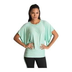 Women's Be Up Wings Short Sleeve Top Green