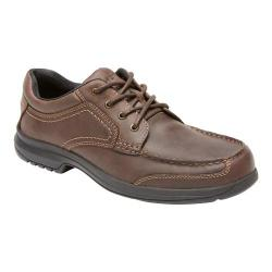 Men's Rockport Barrows Loft Brevenson Dark Bitter Chocolate