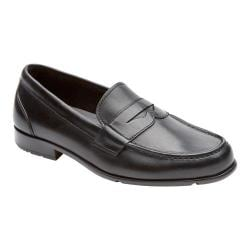 Men's Rockport Classic Penny Loafer Black Leather