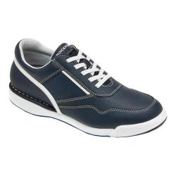 Men's Rockport M7100 Prowalker Dress Blues/White Leather