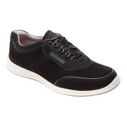 Women's Rockport XCS Walk Together Mudguard Black Nubuck