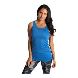 Women's Be Up Essential Wide Strap Tank Blue