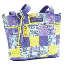 Women's Donna Sharp Jenna Shoulder Bag Lemon Drop