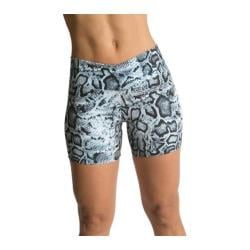 Women's Be Up Supreme Fitted Short Blue Cobra