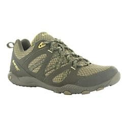 Women's Hi-Tec Premilla Life Dark Taupe/Light Taupe/Golden Haze