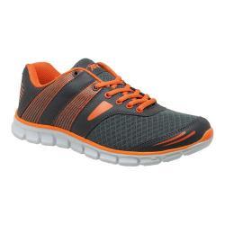 Men's Tecs Element Fitness Shoe Grey/Orange