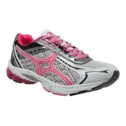Women's Tecs Vigor Fitness Shoe White/Fuchsia