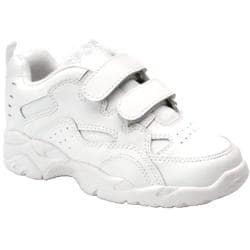 Children's White Cross #992 - WH H&L Sneaker White
