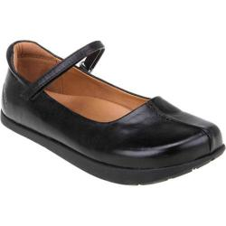 Women's Kalso Earth Shoe Solar Black Soft Calf