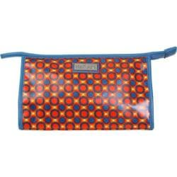 Women's Hadaki by Kalencom Printed Coated Toiletry Pod Cassandra Dots
