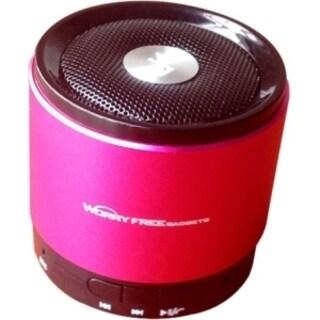 Zeepad Speaker System - Wireless Speaker(s) - Pink
