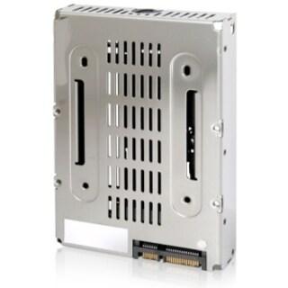Icy Dock EZConvert Air MB382SP-3B Drive Bay Adapter Internal - Chrome
