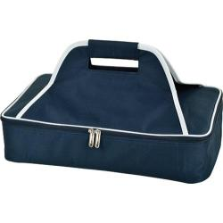 Picnic at Ascot Insulated Casserole Carrier Bold Navy