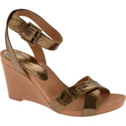 Women's Nine West Ellianna Gold Metallic