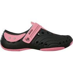 Girls' Dawgs Spirit Black/Hot Pink 13050814