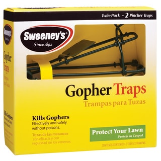Gopher Twin Pack Trap