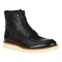 Men's Marc New York by Andrew Marc Ashford Boot Black/Cream Leather