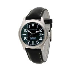 Women's Momentum Watch Atlas TI Cloud Leather Black/Black Cloud Leather