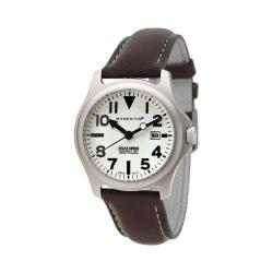 Women's Momentum Watch Atlas TI Cloud Leather White/Brown Cloud Leather