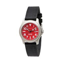 Women's Momentum Watch Atlas TI Cordura Red/Black Cordura